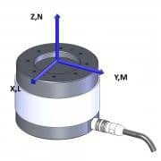 Capteurs multi-composantes