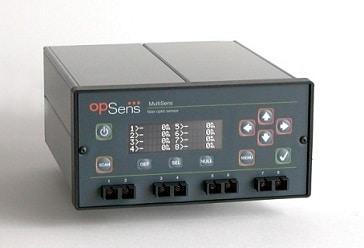 Indicateur conditionneur fibre optique MultiSens
